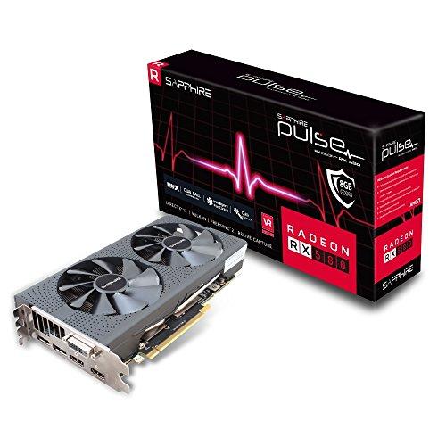 PRIJSFOUT Radeon RX580 8GB GDDR5 voor 121 ipv 372