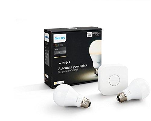 Philips Hue white starter pack, 2x E27 incl. bridge EUR 54,95