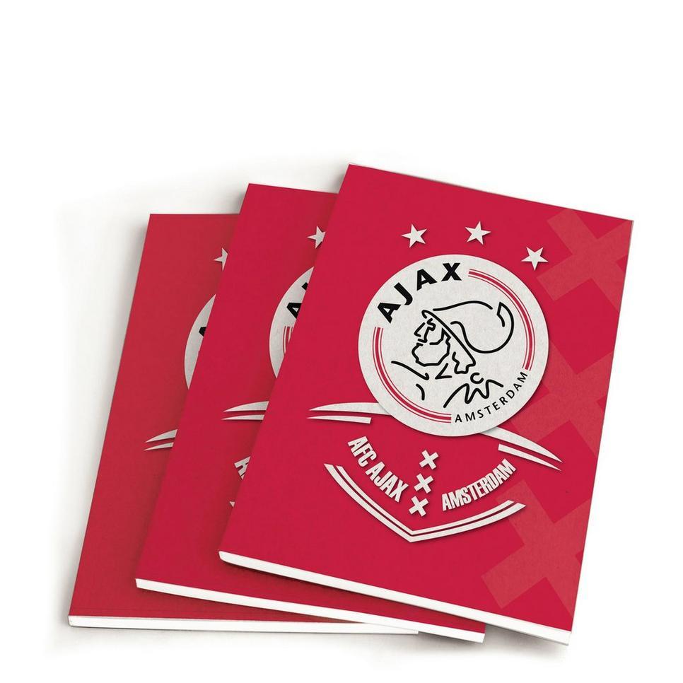 Diverse ringmappen, A4 en A5 schriften voor €1 @ Wehkamp