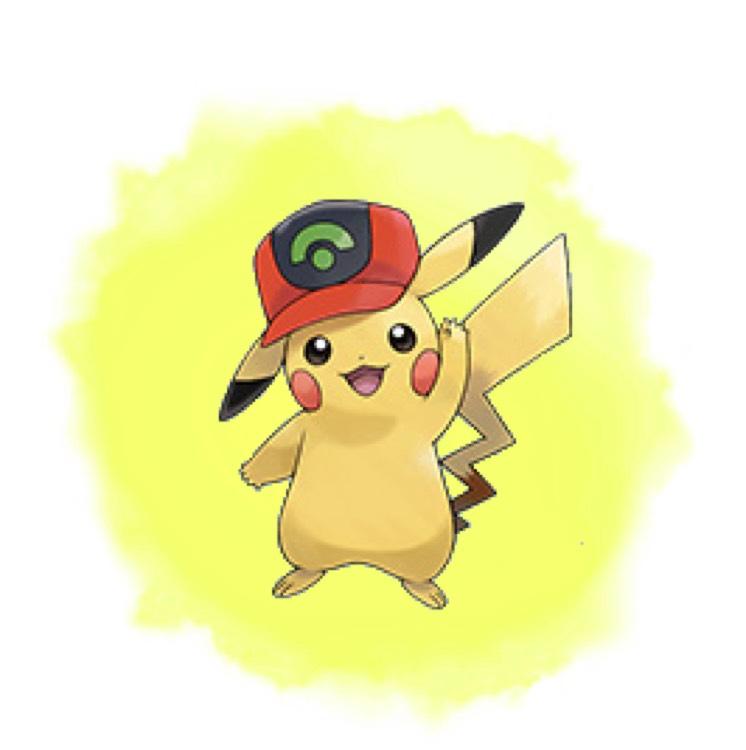 Code voor Pikachu met Hoenn Pet (Sun/Moon) - 3DS