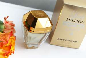 Paco Rabanne Lady Million Eau my Gold 50 ml €21,37 @ Ici Paris XL