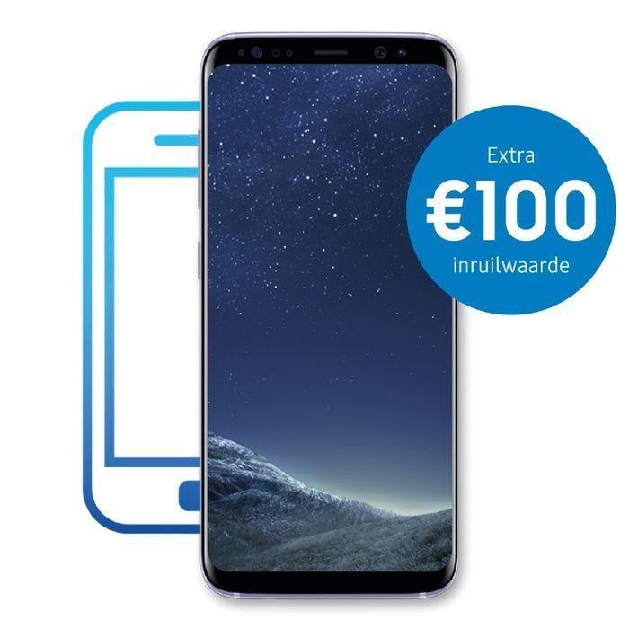 Samsung Galaxy S8 voor 429 @ Mobiel.nl