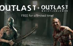Outlast Deluxe Edition (DRM-Free en Steam-keys) gratis @ Humblebundle