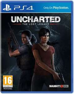Uncharted: The Lost Legacy PS4 @ Gameresource