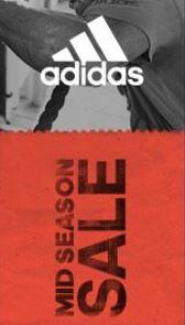 [UPDATE] Mid season SALE (tot -50%) + 20% extra met code @ adidas