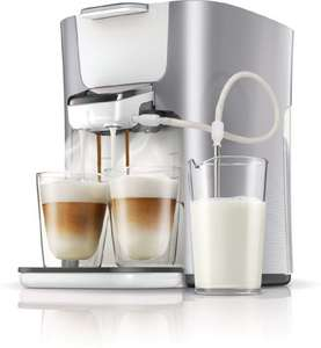 Philips Senseo Latte Duo HD7855 (Zwart) of HD7857 (Zilver) @ Amazon.de