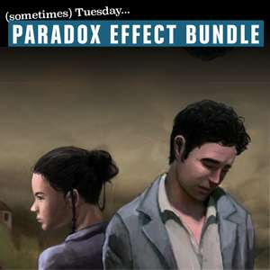 Paradox Effect Bundle - 8 PC-games voor $2 @ Groupees