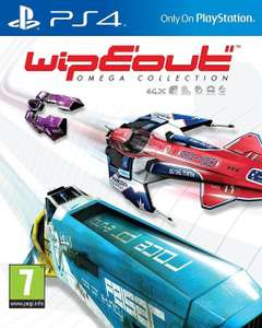 WipEout Omega Collection PS4 @ YGZ