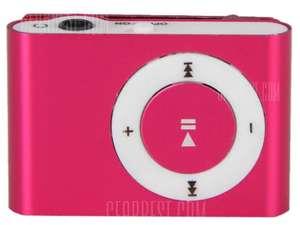 Simplicity Fashion Pocket MP3 Player @gearbeast.com