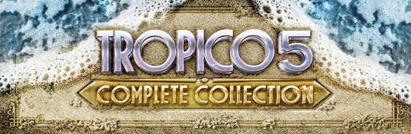 Tropico 5 Compete Collection @ Steam