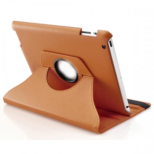 iPad 2/3/4 Sleeve & Steun met 360 graden rotatie (Zwart/Wit/Bruin/Paars/Rood  @ Yorcom