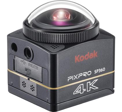 Kodak PixPro SP360 4K - Extreme Pack Zwart voor €249 @ Coolblue/MM