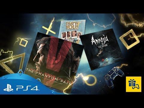 PlayStation Plus games oktober @ PSN