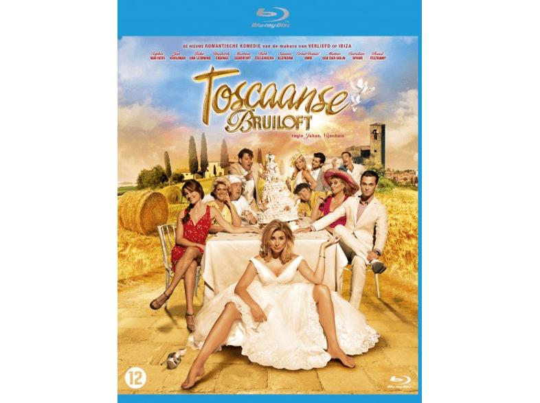 Toscaanse Bruiloft (Blu-ray) voor €1,97 @ Media Markt