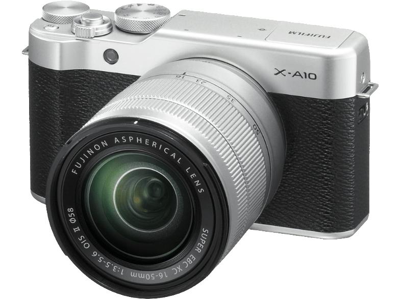 Fujifilm X-A10 + 16-50mm f/3.5-5.6 Systeemcamera voor €379 @ Media Markt (Club)