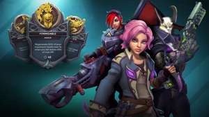 [Free Play Days] Alle Paladins Champions and Legendary Cards dit weekend gratis voor Xbox Live Gold members @ Xbox