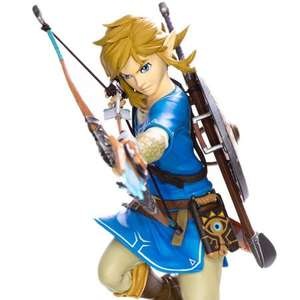 Zelda: Breath of the Wild - Link-beeldje 25 cm