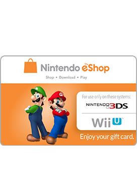 Nintendo E-Shop $10 kaart (30% korting) @ Pcgamesupply