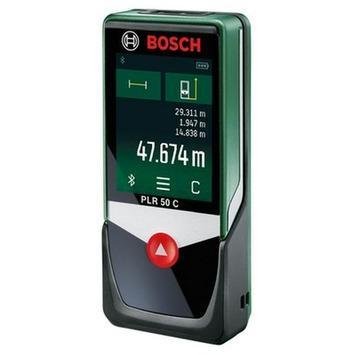 Bosch PLR 50 C afstandsmeter voor €93,75 @ Karwei