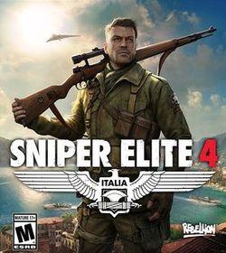 Sniper Elite 4: Italia voor €24,99 @ PS Store