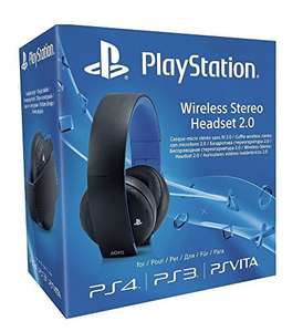 Sony PlayStation Wireless Stereo Headset 2.0 voor €63,39 @ Amazon.co.uk