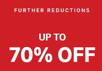 H&M mid season sale (tot 70%)