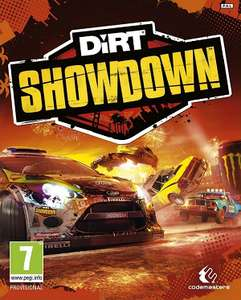 DIRT Showdown Steam voor €0,95 @ Kinguin