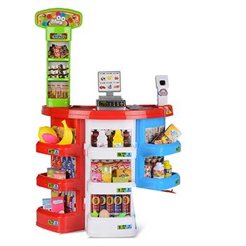 38-Delige speelgoedsupermarkt €18,99 @ Dirk / Dekamarkt