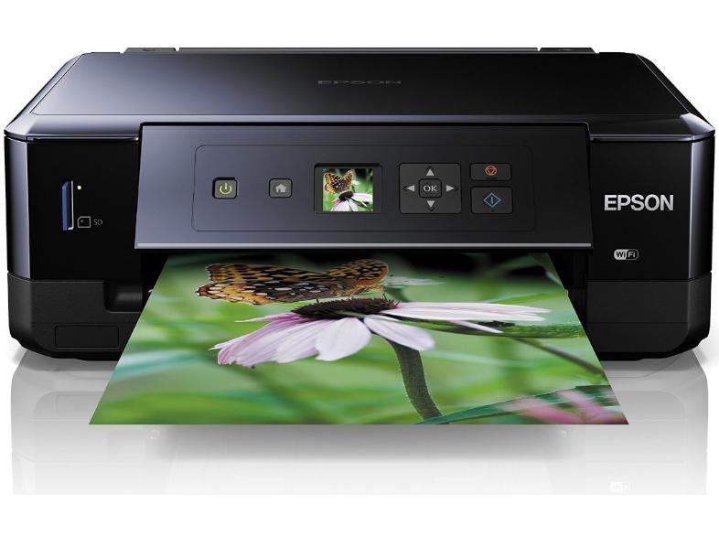 Epson Premium XP-520 voor € 40,20 (na cashback) @ Media Markt
