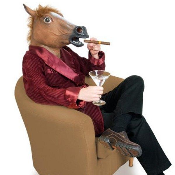 [UPDATE] Paardenhoofd masker voor €4,99 na code @ Rosegal