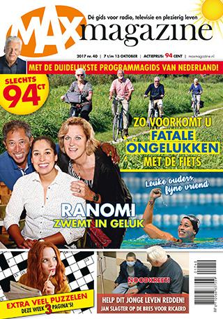 Gratis nummer Max Magazine