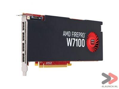 HP FirePro W7100 8GB grafische kaart voor €208 @ 4launch
