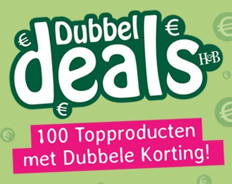 Korting op korting op 100 producten @ Holland & Barrett