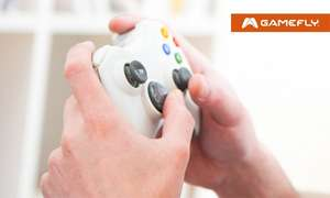 Gratis 30-Day Subscription to GameFly with Two Games or Movies Out at a Time free @ Groupon