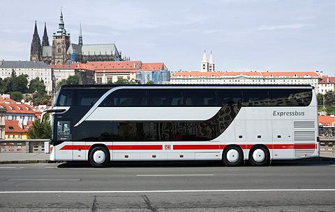 Enkeltje Dusseldorf - Eindhoven met de bus @www.dbicbus.com