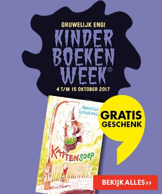 Gratis boek Kattensoep van Janneke Schotveld bij aankoop van minstens €10 @ Kinderboekenweek