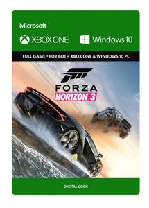 Forza Horizon 3 voor XB1/WIN voor ±€24,81 [Download code]