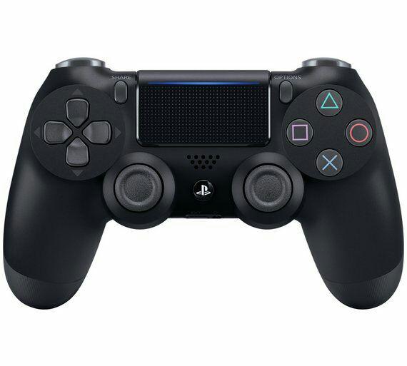 Refurbished PS4 V2 controller zwart/wit inc verzending @ Groupon