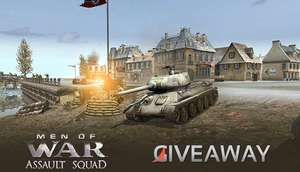 Men of War: Assault Squad gratis @ Gamesessions