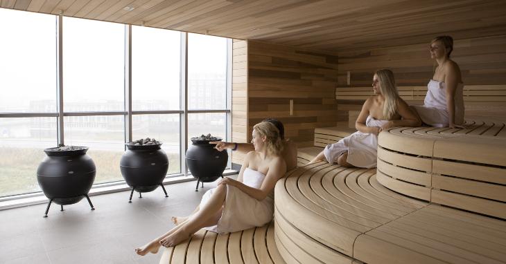Sauna entree nu vanaf € 10,50 tot € 16.20 p.p