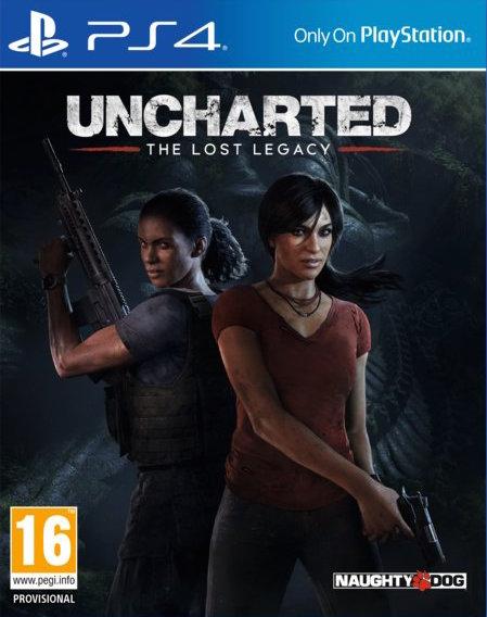 Uncharted: The Lost Legacy €19,99 @ Mediamarkt.nl (Alleen dit weekend)
