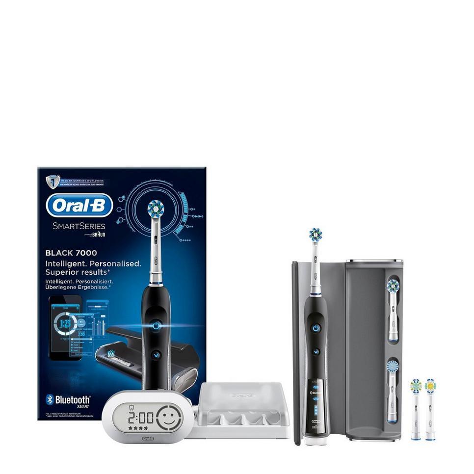 Oral-B Pro 7000 Smart Series elektrische tandenborstelset voor €99 @ Wehkamp