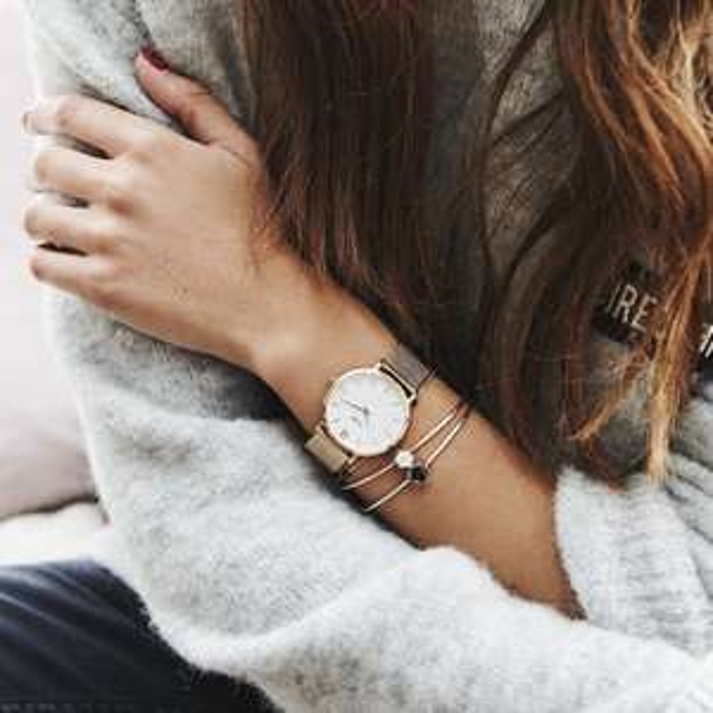 CLUSE horloge gratis bij magazine Glamour