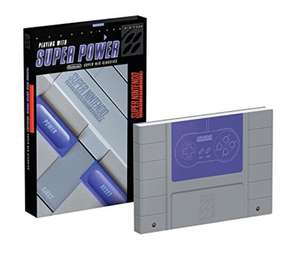 [UPDATE: nu €5,83]  Playing With Super Power: Nintendo Super NES Classics (Collectors Edition) voor €6,89 @ Amazon DE