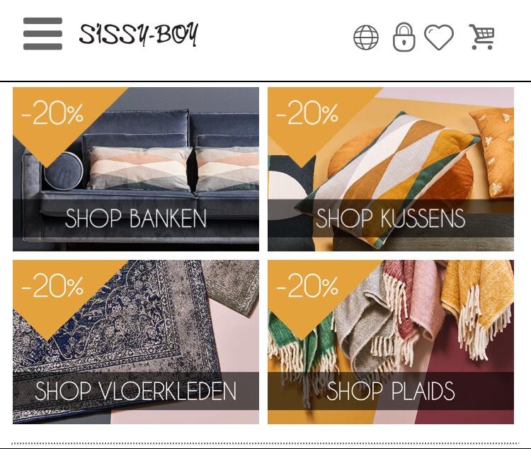 Sissy-Boy: Days of Homeland | 20% korting