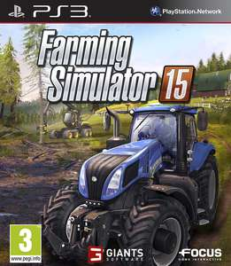 Farming Simulator 15 (PS3) voor €1,21 @ Gameoffer