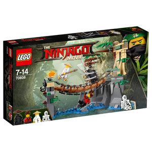 LEGO 70608 Ninjago The Movie Ninjago Meester Watervallen voor €21,99 @ Dodax