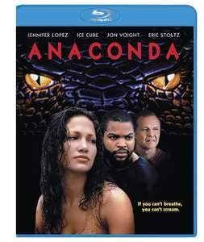 Film Anaconda HD gratis @ Microsoft