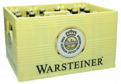 Krat Warsteiner (24x30CL) voor €7,99 @  Jan Linders