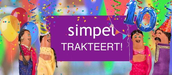 Gratis Dagje Uit Jaarkaart @Simpel-klanten